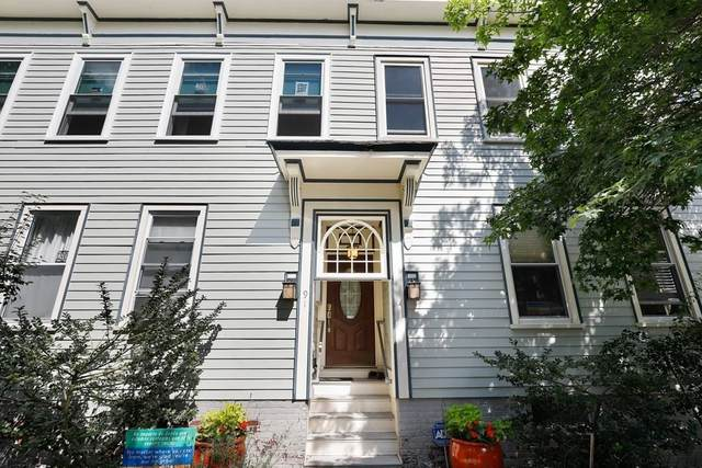 91 Montgomery St 2R, Cambridge, MA 02140 (MLS #72876087) :: Dot Collection at Access
