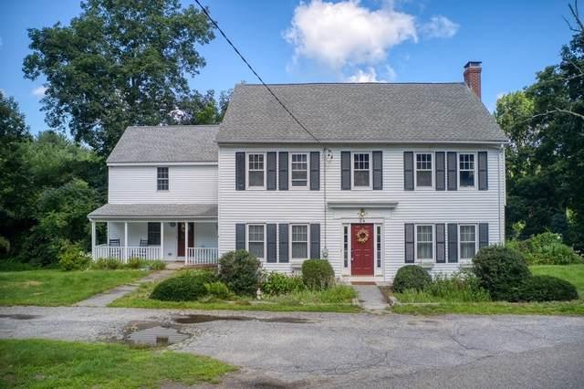 24 Sewall St, Boylston, MA 01505 (MLS #72876098) :: The Duffy Home Selling Team