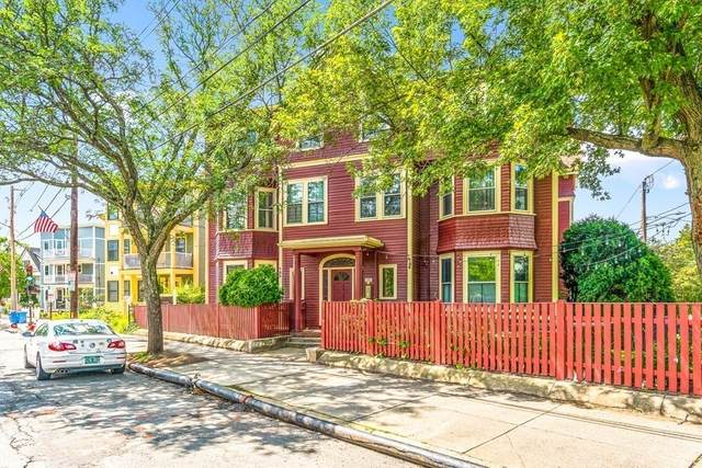 122 Holland St #2, Somerville, MA 02144 (MLS #72876259) :: Dot Collection at Access