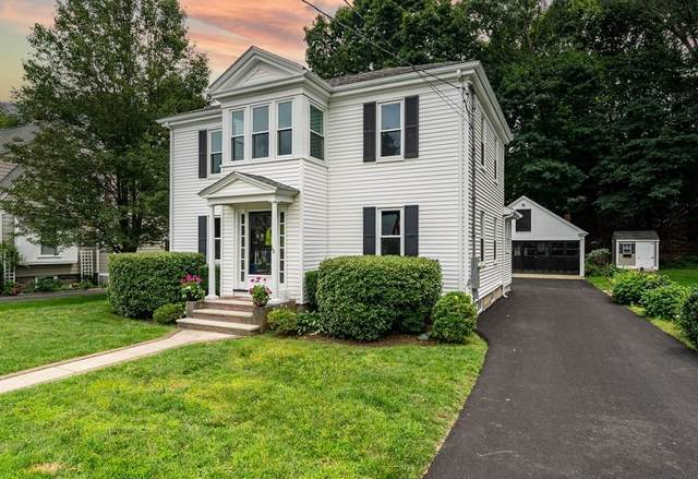 363 Pleasant Street, Milton, MA 02186 (MLS #72876263) :: Dot Collection at Access