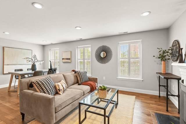 100 Main Street #4, Boston, MA 02129 (MLS #72876327) :: Westcott Properties