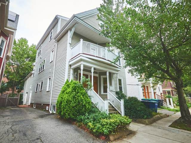 9 Cottage Ave #9, Somerville, MA 02144 (MLS #72876368) :: Dot Collection at Access