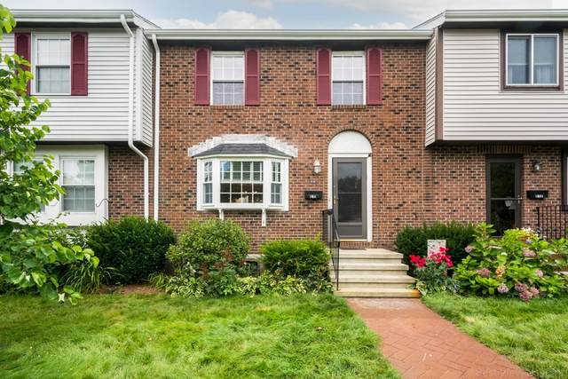 399 Pond St E11, Braintree, MA 02184 (MLS #72876417) :: Dot Collection at Access