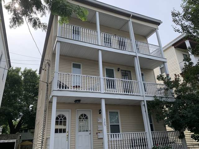 325 Lowell St #3, Somerville, MA 02145 (MLS #72876453) :: Dot Collection at Access