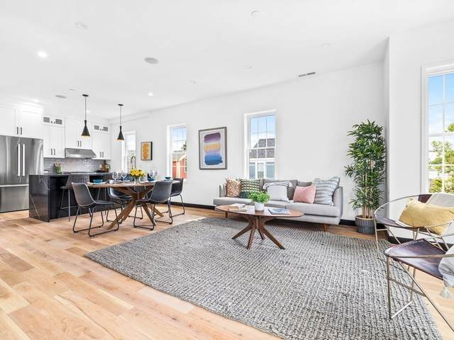 14 Carlton St #3, Somerville, MA 02143 (MLS #72876511) :: Dot Collection at Access