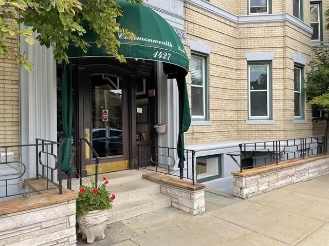 1427 Commonwealth Ave #102, Boston, MA 02135 (MLS #72876551) :: Westcott Properties