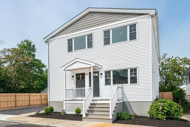 66 Wilshire St #2, Winthrop, MA 02152 (MLS #72876592) :: Re/Max Patriot Realty