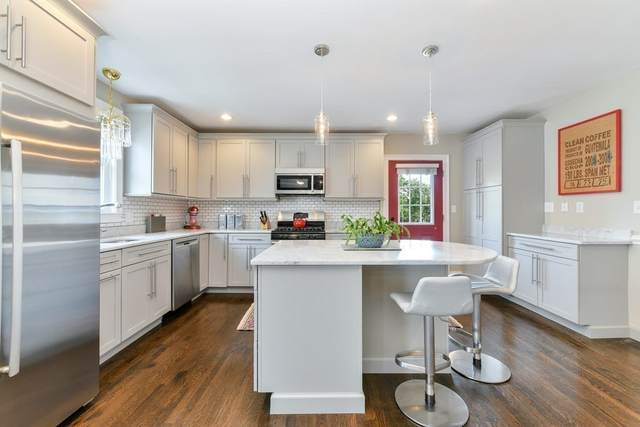 9 Park St #9, Boston, MA 02122 (MLS #72876665) :: Dot Collection at Access