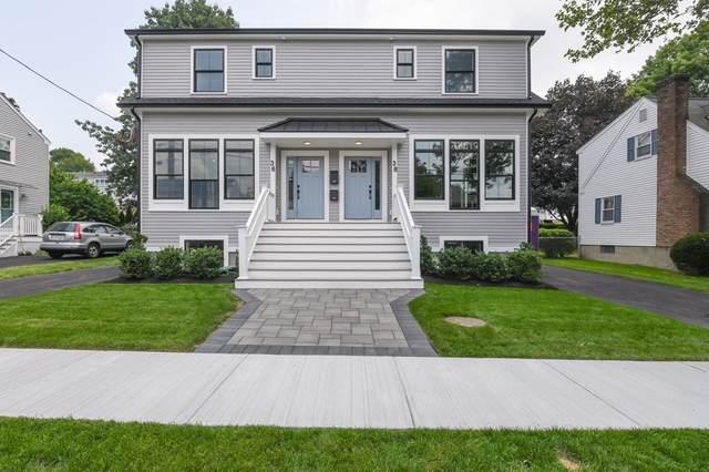 36 York Ave. #36, Watertown, MA 02472 (MLS #72876666) :: Westcott Properties