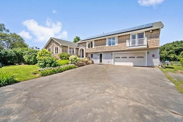 243 Taylor St, Granby, MA 01033 (MLS #72876674) :: Westcott Properties
