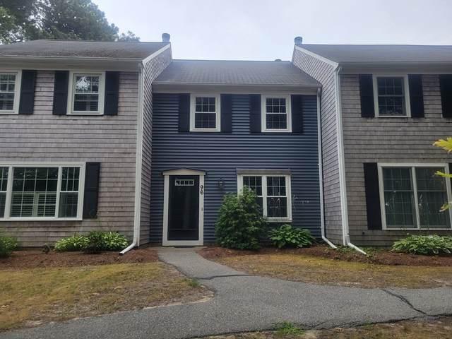 96 Woodview Dr #96, Brewster, MA 02631 (MLS #72876694) :: Westcott Properties