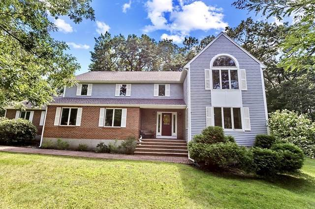 4 Winterberry, North Reading, MA 01864 (MLS #72876702) :: Westcott Properties