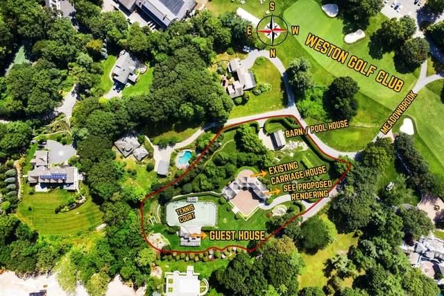 297 Meadowbrook Rd, Weston, MA 02493 (MLS #72876709) :: Westcott Properties