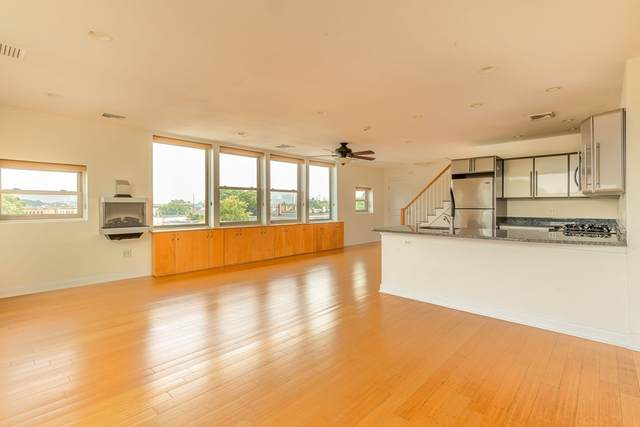 50 Broadway #6, Somerville, MA 02145 (MLS #72876722) :: Dot Collection at Access