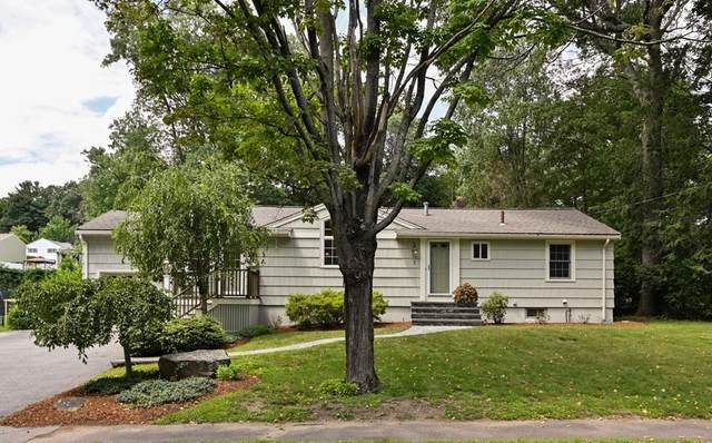 2 Huckleberry Road, Lynnfield, MA 01940 (MLS #72876742) :: Re/Max Patriot Realty