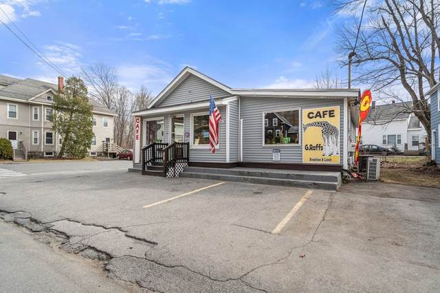 181 Groveland St, Haverhill, MA 01830 (MLS #72876786) :: Re/Max Patriot Realty