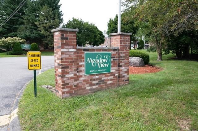 11 Walker Rd #10, North Andover, MA 01845 (MLS #72876811) :: Re/Max Patriot Realty