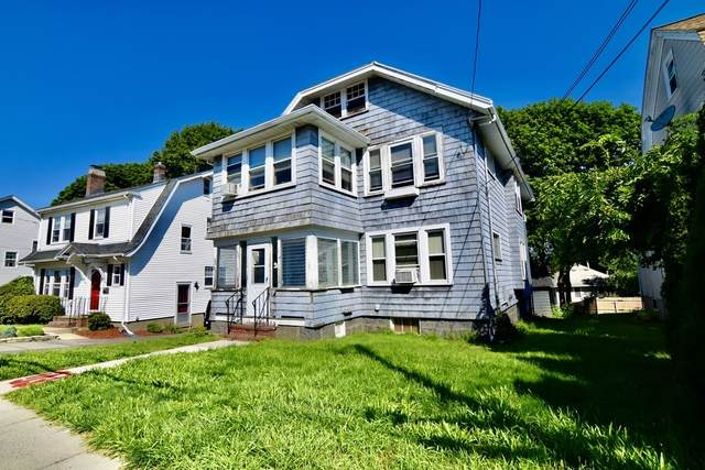 399 Beale Street, Quincy, MA 02170 (MLS #72876830) :: Re/Max Patriot Realty