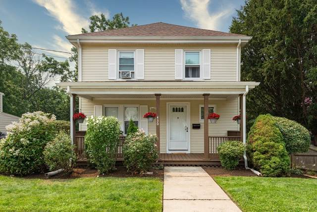 430 Commercial St, Braintree, MA 02184 (MLS #72876886) :: Re/Max Patriot Realty