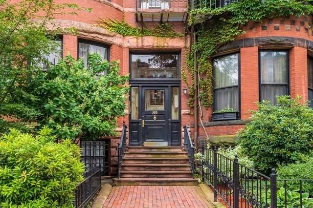 388 Marlborough St #1, Boston, MA 02115 (MLS #72876989) :: Dot Collection at Access