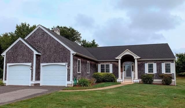 85 Country Way #85, Dartmouth, MA 02748 (MLS #72877070) :: Charlesgate Realty Group
