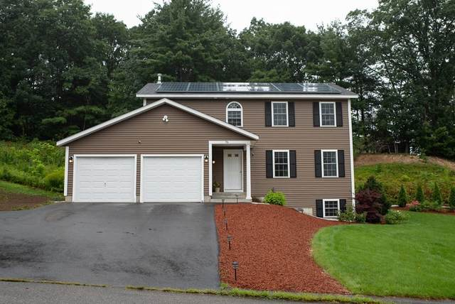 76 Brierwood Dr., Fitchburg, MA 01420 (MLS #72877080) :: Dot Collection at Access