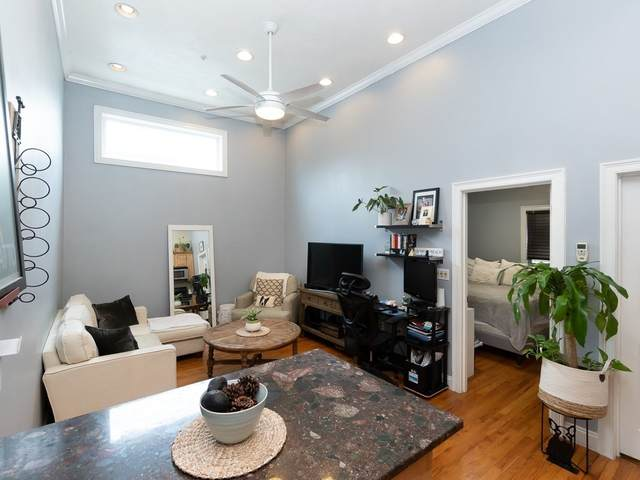 202-206 K Street #3, Boston, MA 02127 (MLS #72877110) :: Dot Collection at Access