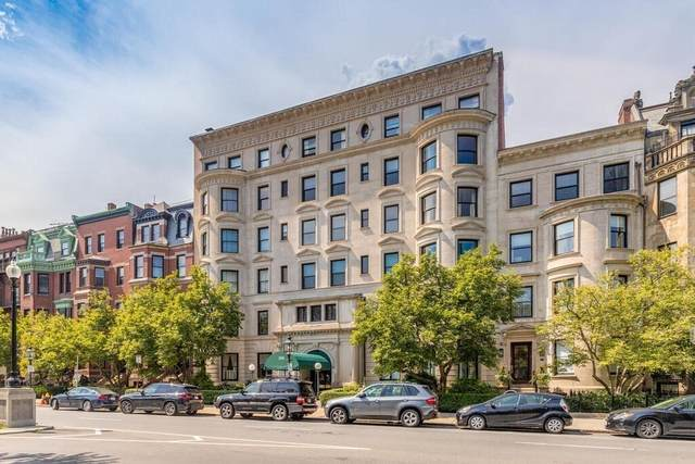 333 Commonwealth Ave #15, Boston, MA 02115 (MLS #72877153) :: Dot Collection at Access