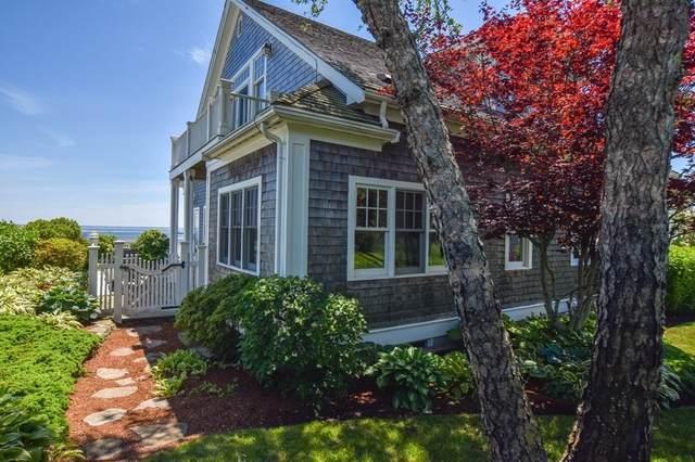 10 Telegraph Hill Road, Provincetown, MA 02657 (MLS #72877155) :: Cape Cod and Islands Beach Properties