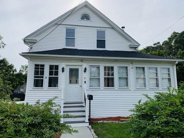 12 Sumner St., Auburn, MA 01501 (MLS #72877171) :: Dot Collection at Access