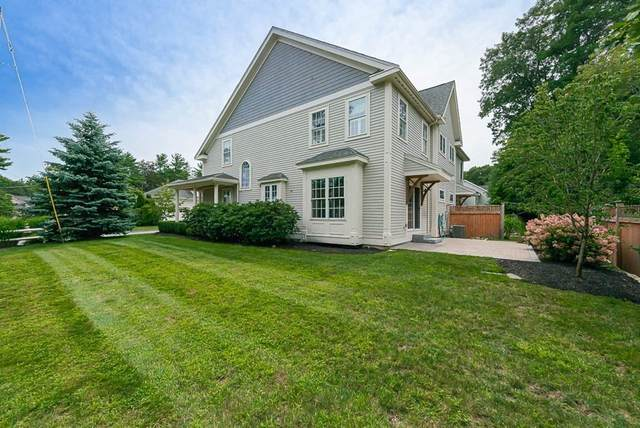 1 Junction Lane #1, Hamilton, MA 01982 (MLS #72877200) :: Dot Collection at Access