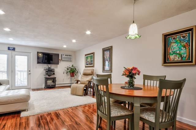 89 Spring  St #4, Watertown, MA 02472 (MLS #72877209) :: Dot Collection at Access
