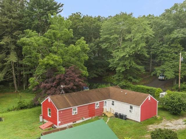 7 Paine Rd, Foster, RI 02825 (MLS #72877210) :: Dot Collection at Access