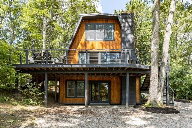 80 Snake Pond Rd, Sandwich, MA 02644 (MLS #72877220) :: Dot Collection at Access