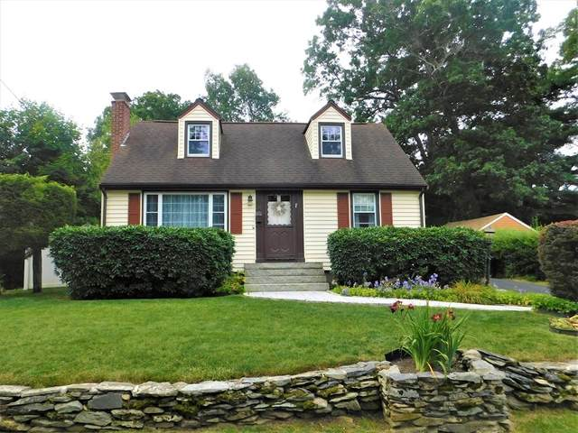54 Ridge Hill Ave, Brockton, MA 02301 (MLS #72877231) :: Dot Collection at Access