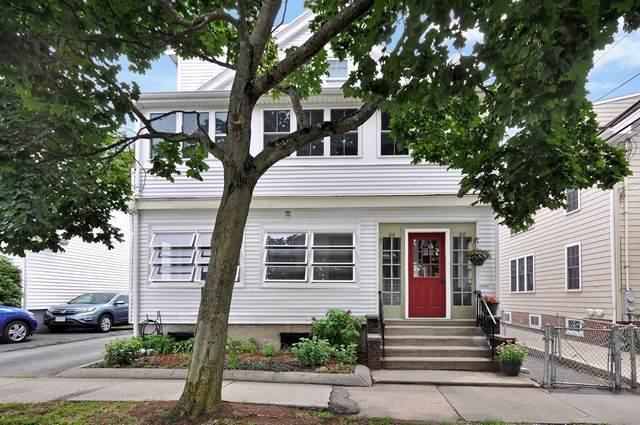 68 Thorndike St #68, Arlington, MA 02474 (MLS #72877234) :: Dot Collection at Access