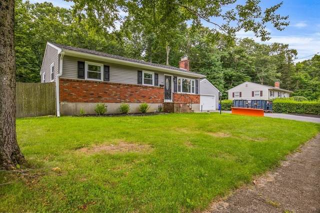 137 Manzella Court, Rockland, MA 02370 (MLS #72877242) :: Anytime Realty