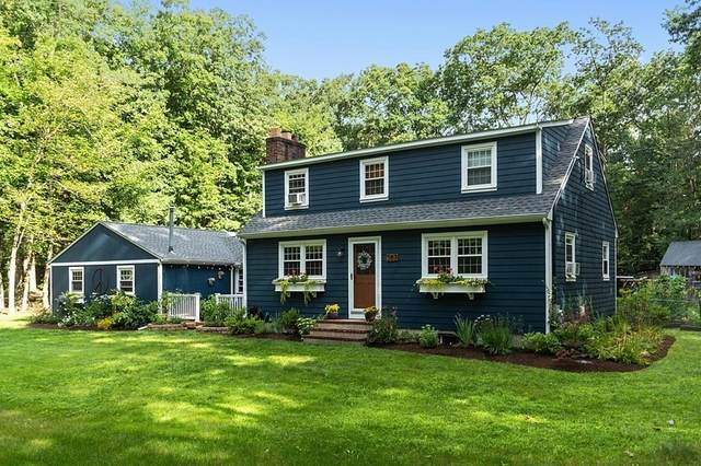 587 Flagg Hill Rd, Boxborough, MA 01719 (MLS #72877246) :: Dot Collection at Access