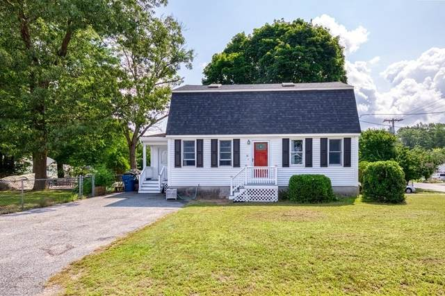 31 Sunnyslope Ave, Tewksbury, MA 01876 (MLS #72877248) :: Dot Collection at Access