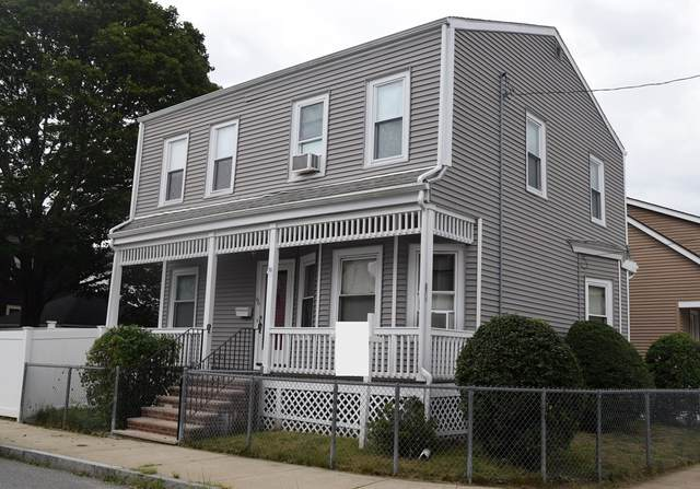 66 Lyman Avenue, Medford, MA 02155 (MLS #72877251) :: Dot Collection at Access
