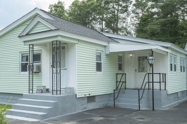 25 Beaumont Rd., Methuen, MA 01844 (MLS #72877256) :: Dot Collection at Access