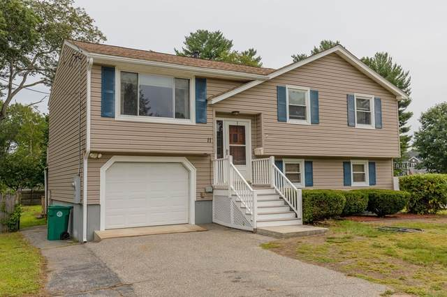 11 Colleen Cir., Billerica, MA 01821 (MLS #72877283) :: Anytime Realty