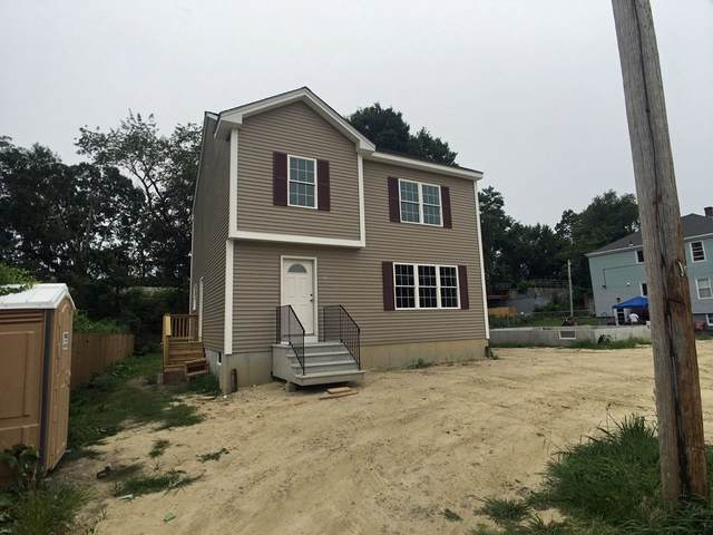 31 Ellis St, Fall River, MA 02720 (MLS #72877287) :: Cape Cod and Islands Beach Properties