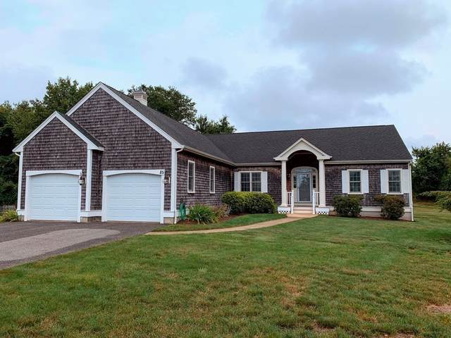 85 Country Way, Dartmouth, MA 02748 (MLS #72877302) :: The Smart Home Buying Team