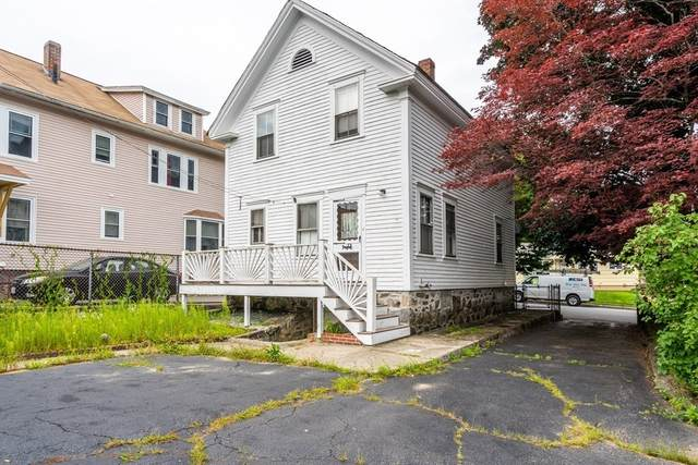 70 Columbus Ave, Lawrence, MA 01841 (MLS #72877417) :: EXIT Realty