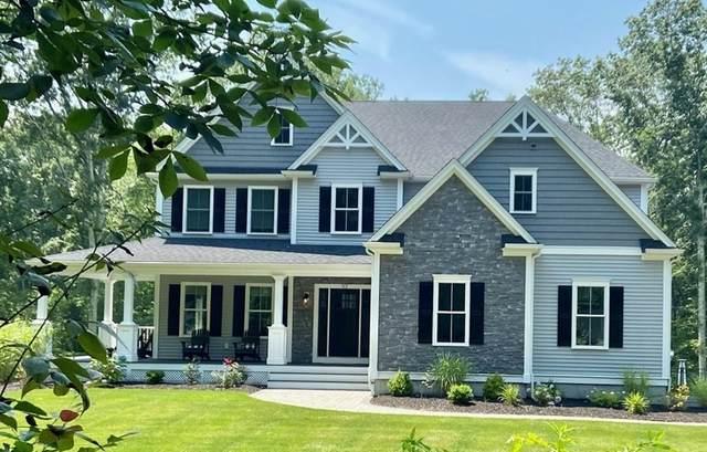 1 Claflin Farm Road - Lot 14, Upton, MA 01568 (MLS #72878388) :: Welchman Real Estate Group