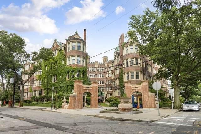 10 Dana St #409, Cambridge, MA 02138 (MLS #72878443) :: The Smart Home Buying Team