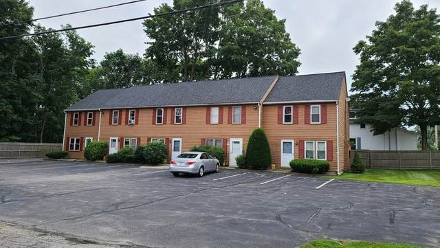 85 Mulberry Street #5, Attleboro, MA 02703 (MLS #72879478) :: Alex Parmenidez Group