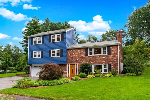 42 Colonial Rd, Medfield, MA 02052 (MLS #72879918) :: Trust Realty One