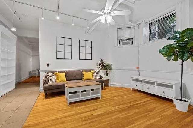 114 Fenway G1, Boston, MA 02115 (MLS #72880494) :: Zack Harwood Real Estate | Berkshire Hathaway HomeServices Warren Residential